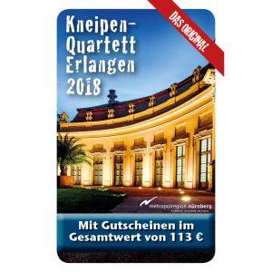 Kneipenquartett Erlangen 2018 Cover Square