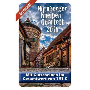 Kneipenquartett Nuernberg 2018 Cover Square
