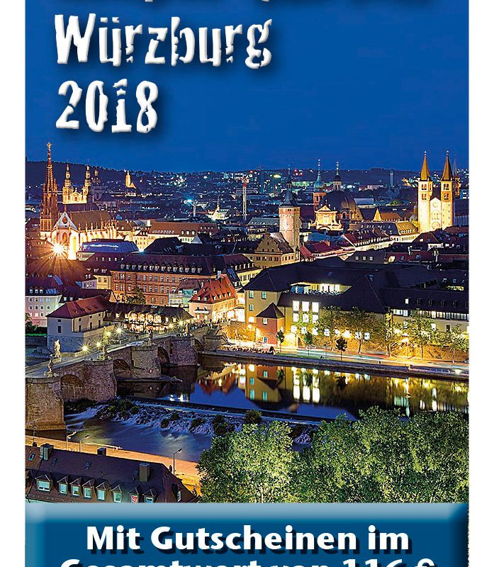 Kneipenquartett Wuerzburg 2018 Cover