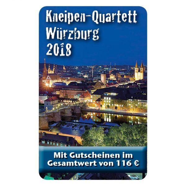 Kneipenquartett Wuerzburg 2018 Cover Square