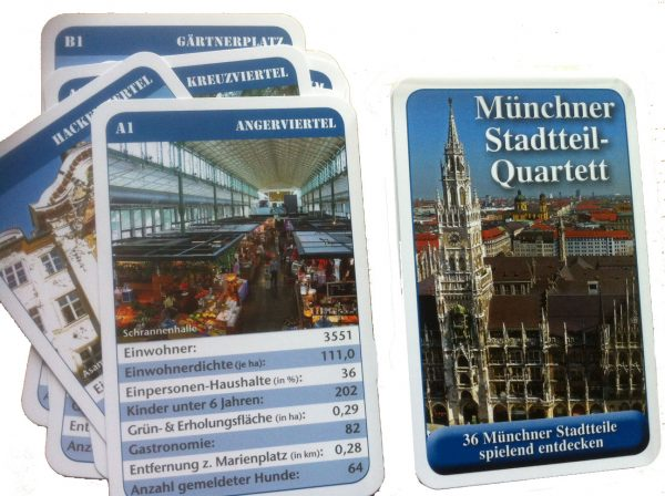 Stadtteilquartett München Offen