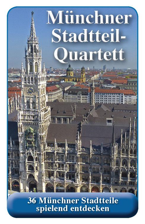 36 Münchner Stadtteile spielend entdecken
