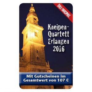 Kneipenquartett 2016 Erlangen Cover Square