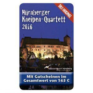 Kneipenquartett 2016 Nürnberg Cover Square