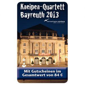Kneipenquartett Bayreuth 2013 Cover Square