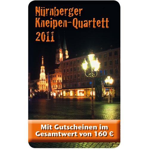 Kneipenquartett Nuernberg 2011 Cover