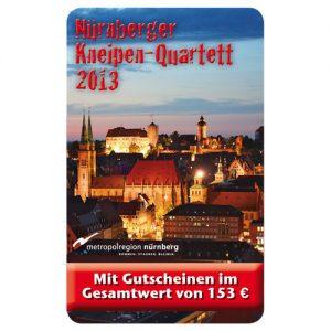 Kneipenquartett Nürnberg 2013 Cover Square