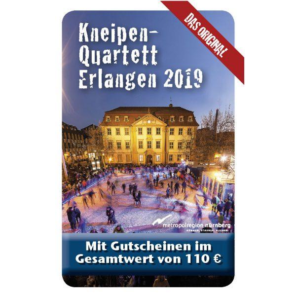 Kneipenquartett 2019 Erlangen Cover Square
