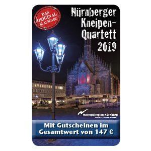 Kneipenquartett 2019 Nürnberg Cover Square