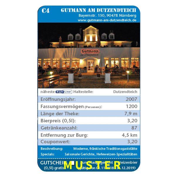 Kneipenquartett 2019 Nürnberg Muster Gutmann Square