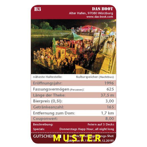 Kneipenquartett 2019 Würzburg Muster Das Boot Square