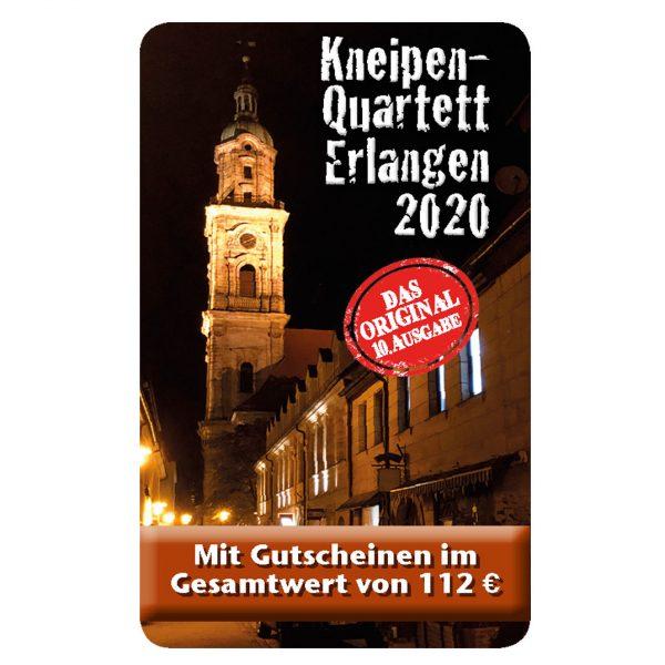 Kneipenquartett 2020 Erlangen Cover Square