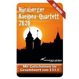 Kneipenquartett 2020 Nürnberg Cover Square