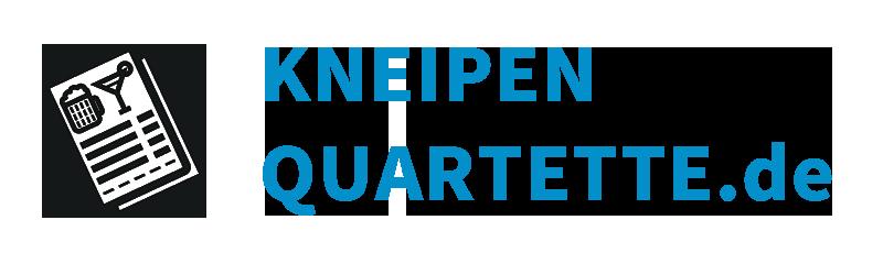 Logo kneipenquartette.de 2020