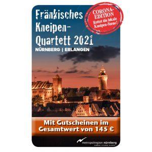 Kneipenquartett 2021 Nuernberg Erlangen Cover Square